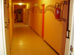 hallway 3rd floor
