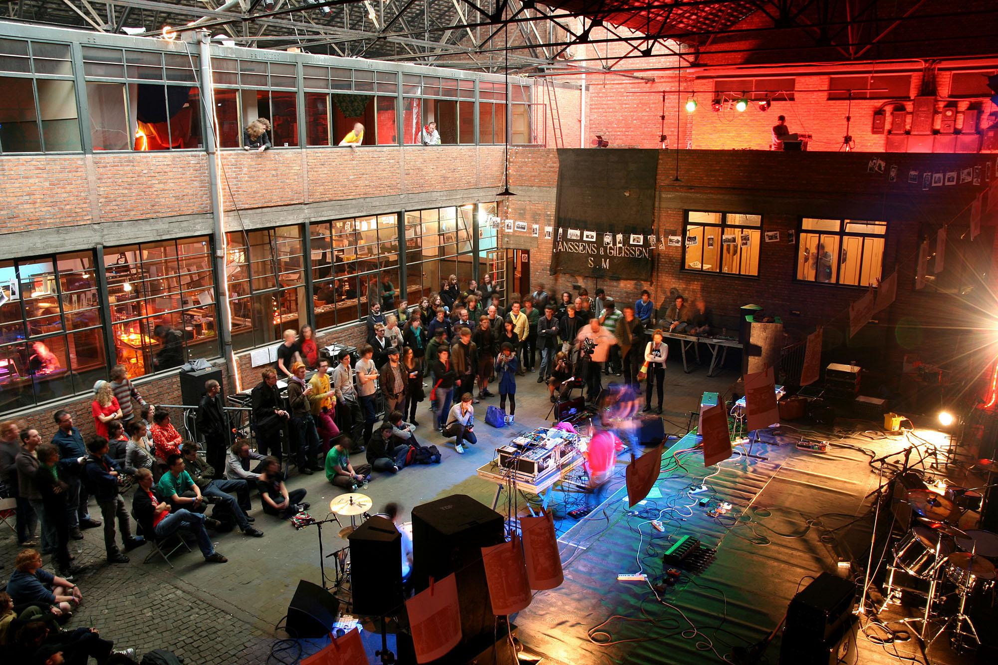 art center ZAAL BELGIE Hasselt