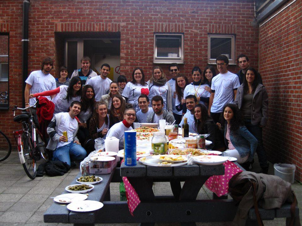 Erasmus students 2012-2013
