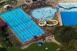 Open air swimming pool 'kapermolen'-5min.walk from ks51