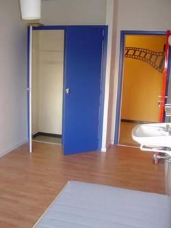 upgraded  room