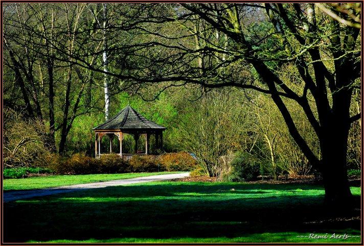 nature park 'BOKRIJK - 5min.drive from ks51
