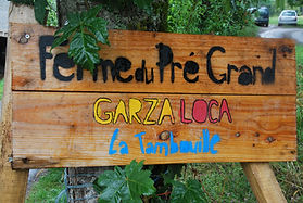 Garza Loca - Ferme du Pré Grand