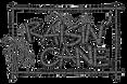 Raisin Cane Logo BW.png