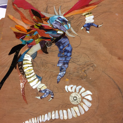 Archon mosaic