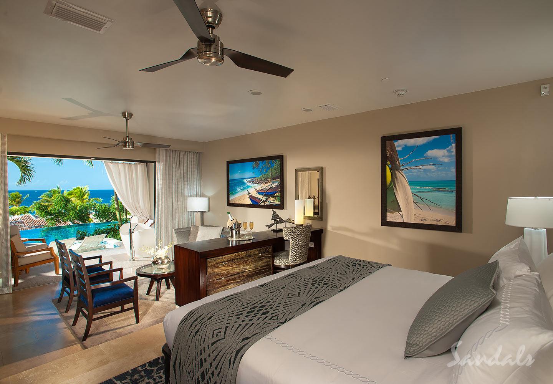 Travel Agency All-Inclusive Resort Sandals La Source Grenada 133