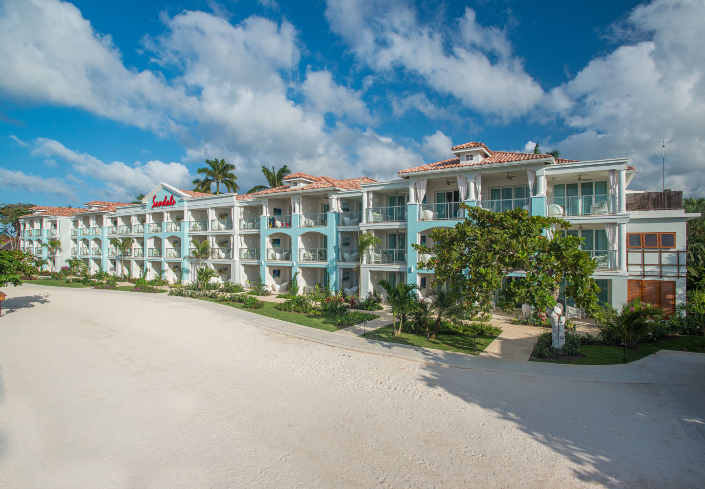 Travel Agency All-Inclusive Resort Sandals Montego Bay 010