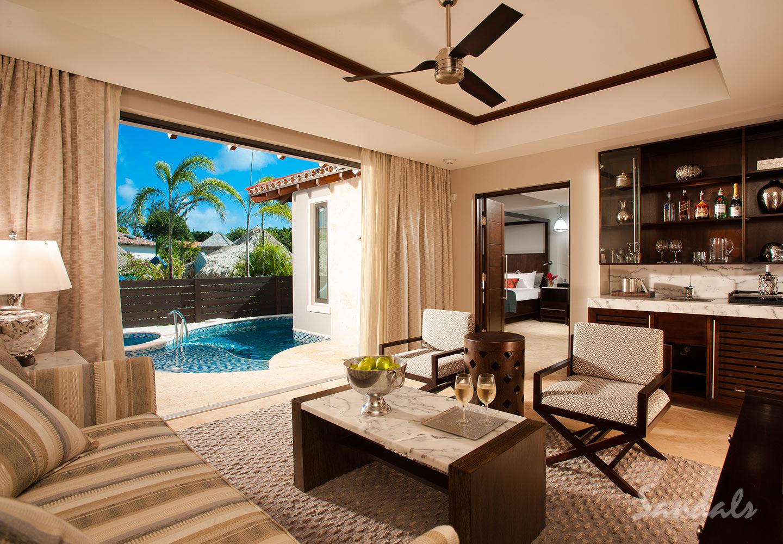 Travel Agency All-Inclusive Resort Sandals La Source Grenada 089