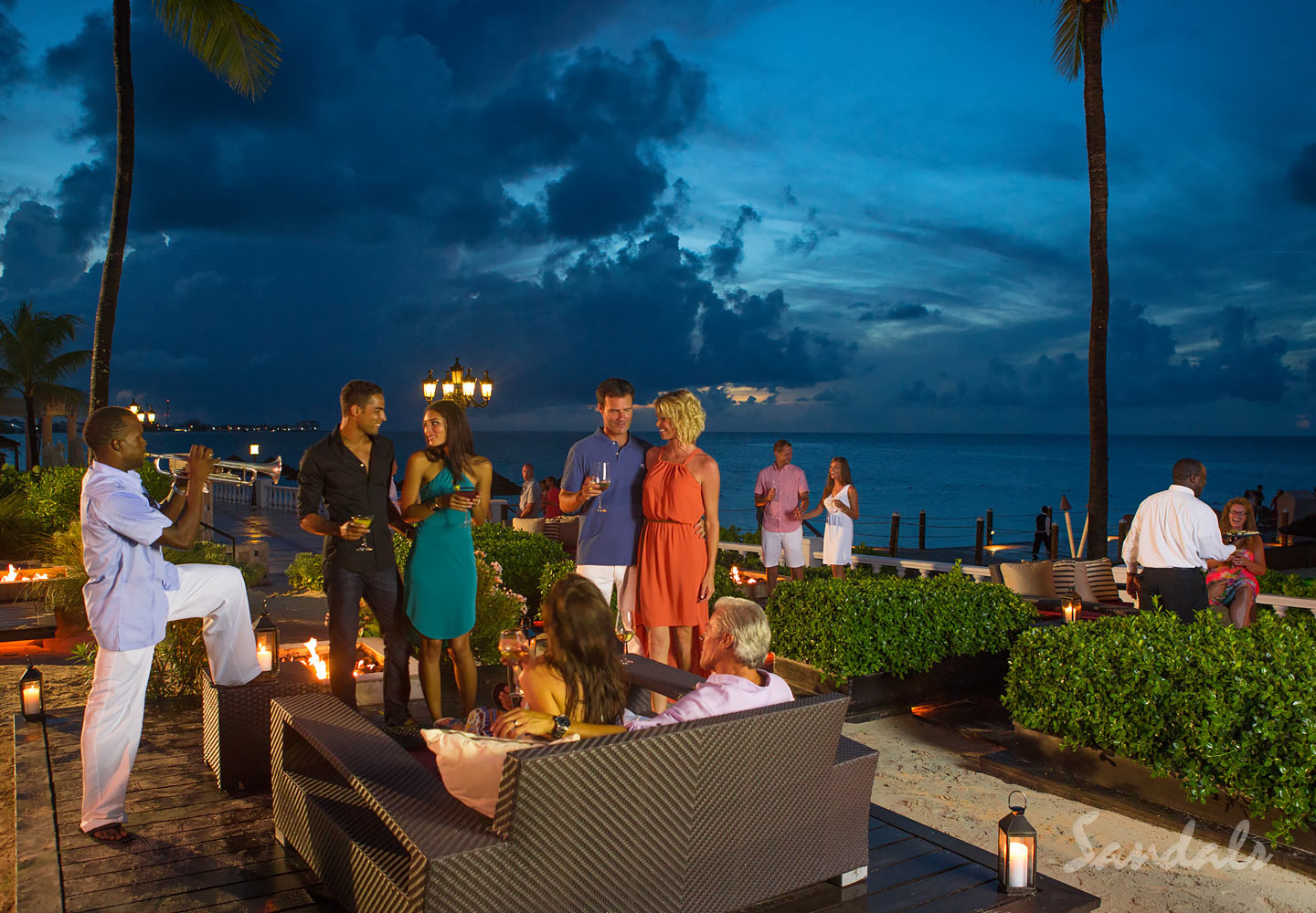 Travel Agency All-Inclusive Resort Sandals Royal Bahamian 088