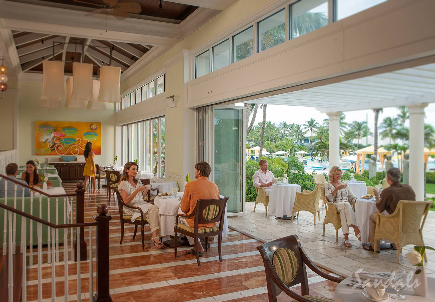 Travel Agency All-Inclusive Resort Sandals Emerald Bay 038