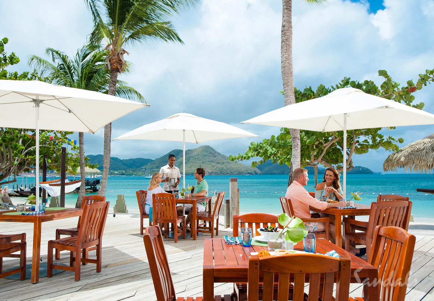 Travel Agency All-Inclusive Resort Sandals Grande St Lucian 85