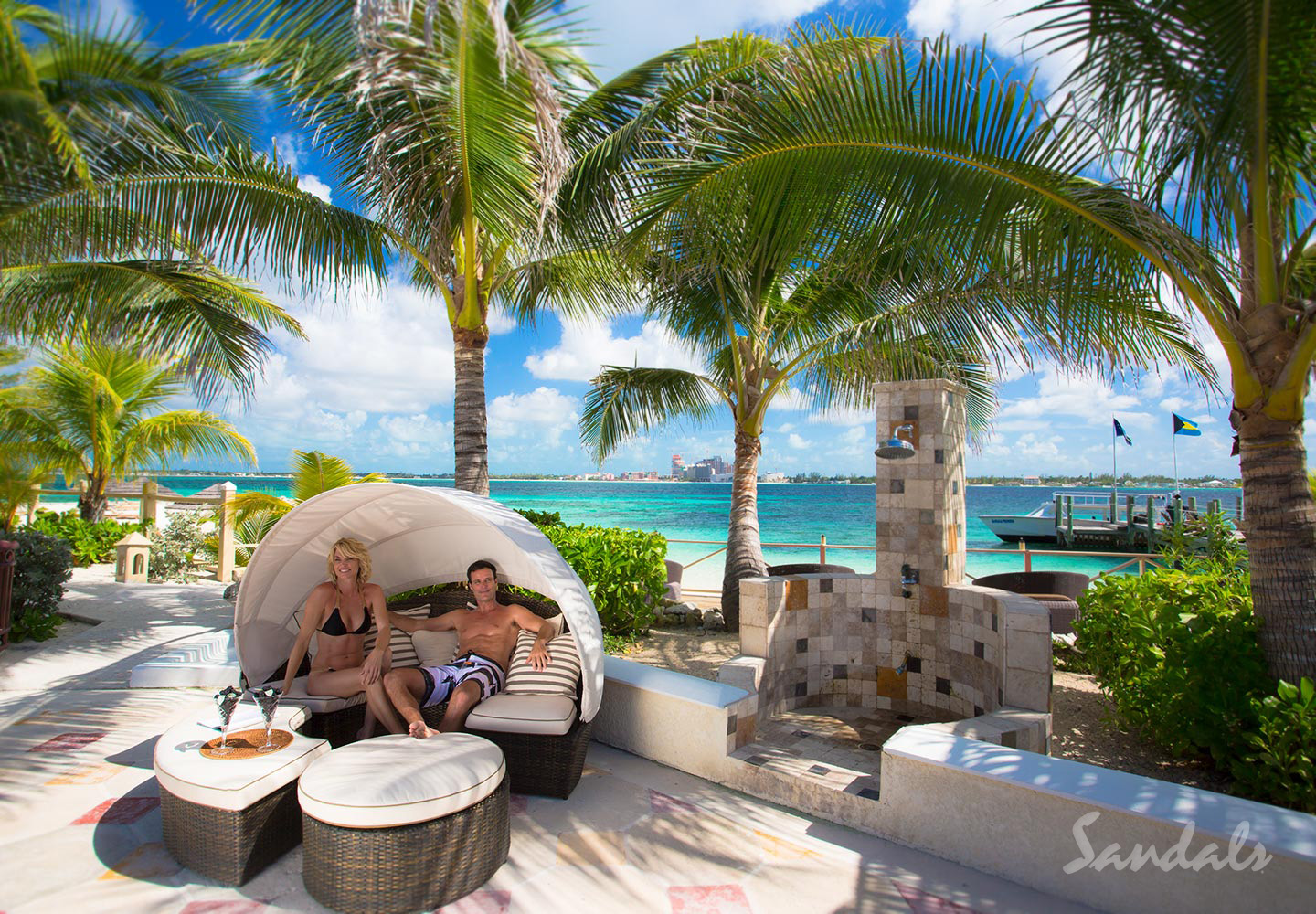 Travel Agency All-Inclusive Resort Sandals Royal Bahamian 076