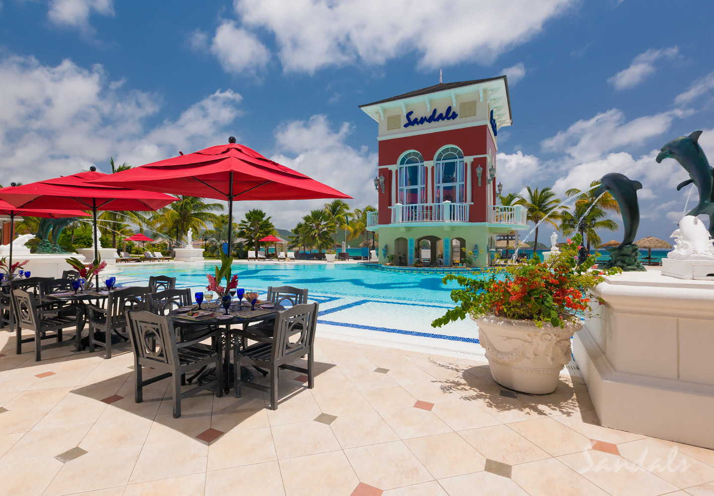 Travel Agency All-Inclusive Resort Sandals Grande St Lucian 14