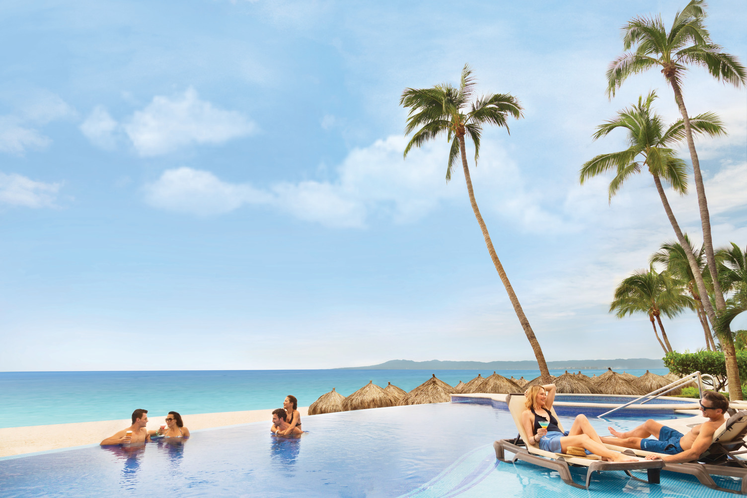 Travel Agency All-Inclusive Resort Hyatt