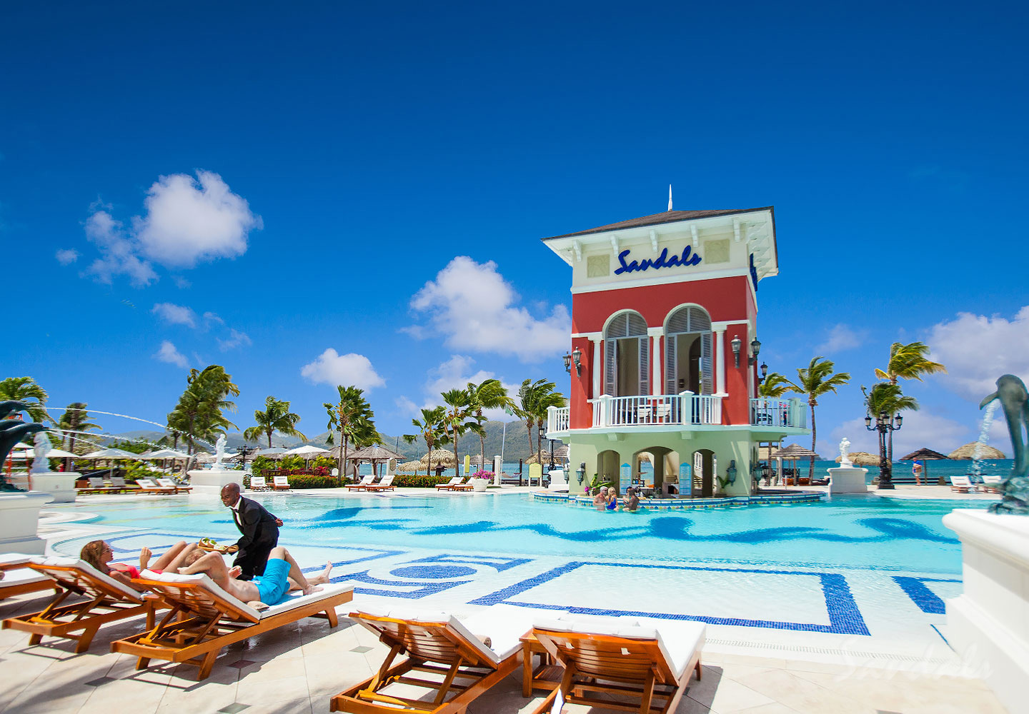 Travel Agency All-Inclusive Resort Sandals Grande St Lucian 69