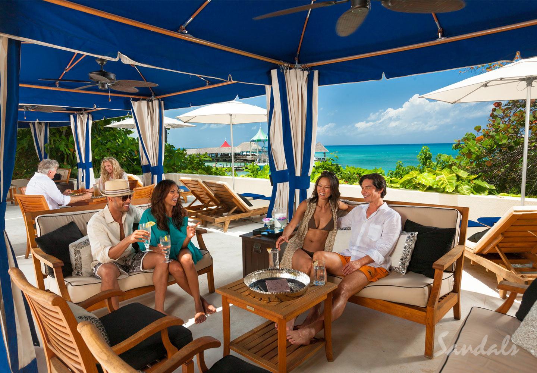 Travel Agency All-Inclusive Resort Sandals Ochi 090