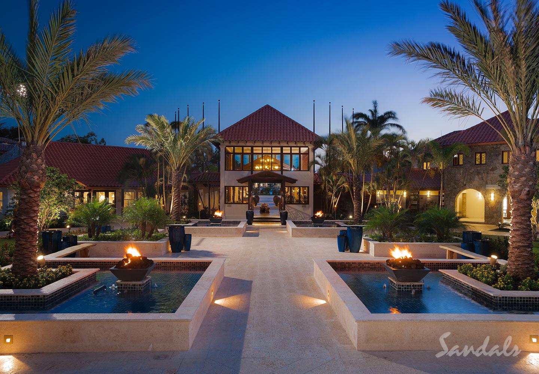 Travel Agency All-Inclusive Resort Sandals La Source Grenada 022