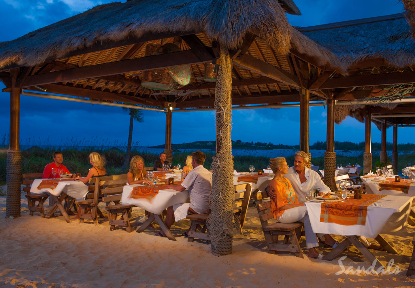 Travel Agency All-Inclusive Resort Sandals Emerald Bay 087