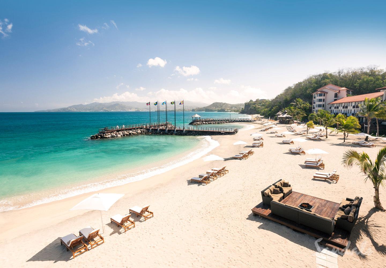 Travel Agency All-Inclusive Resort Sandals La Source Grenada 064