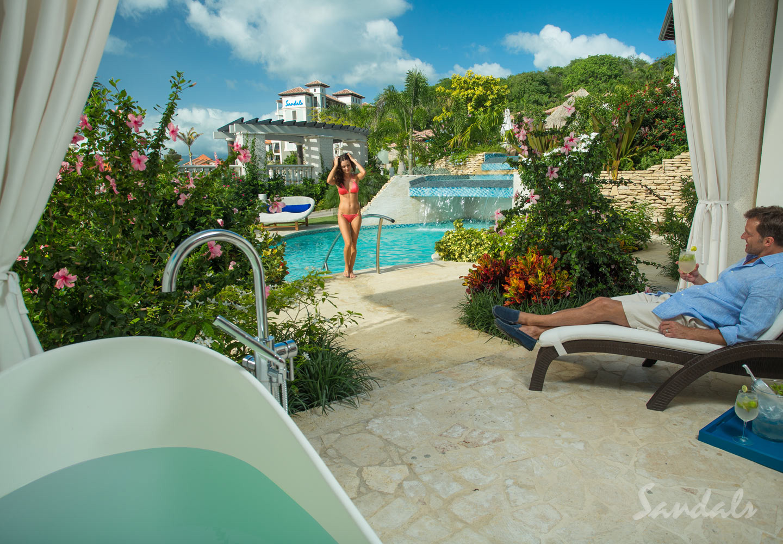 Travel Agency All-Inclusive Resort Sandals La Source Grenada 084