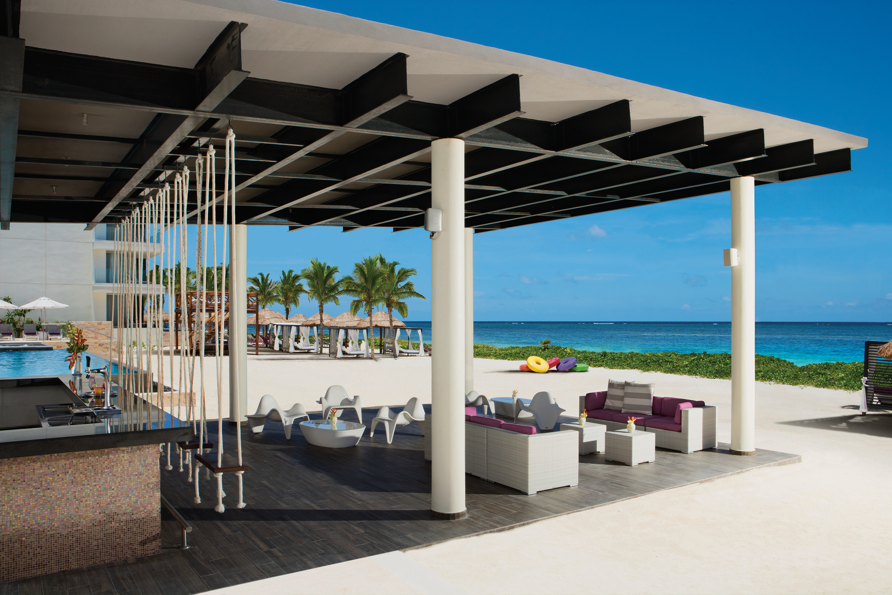 Travel Agency All-Inclusive Resort Breathless Riviera Cancun 48