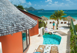 Travel Agency All-Inclusive Resort Sandals Grande St Lucian 82