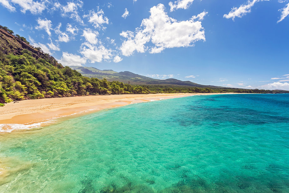 Vacations and honeymoons in Maui