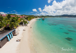 Travel Agency All-Inclusive Resort Sandals Grande St Lucian 09