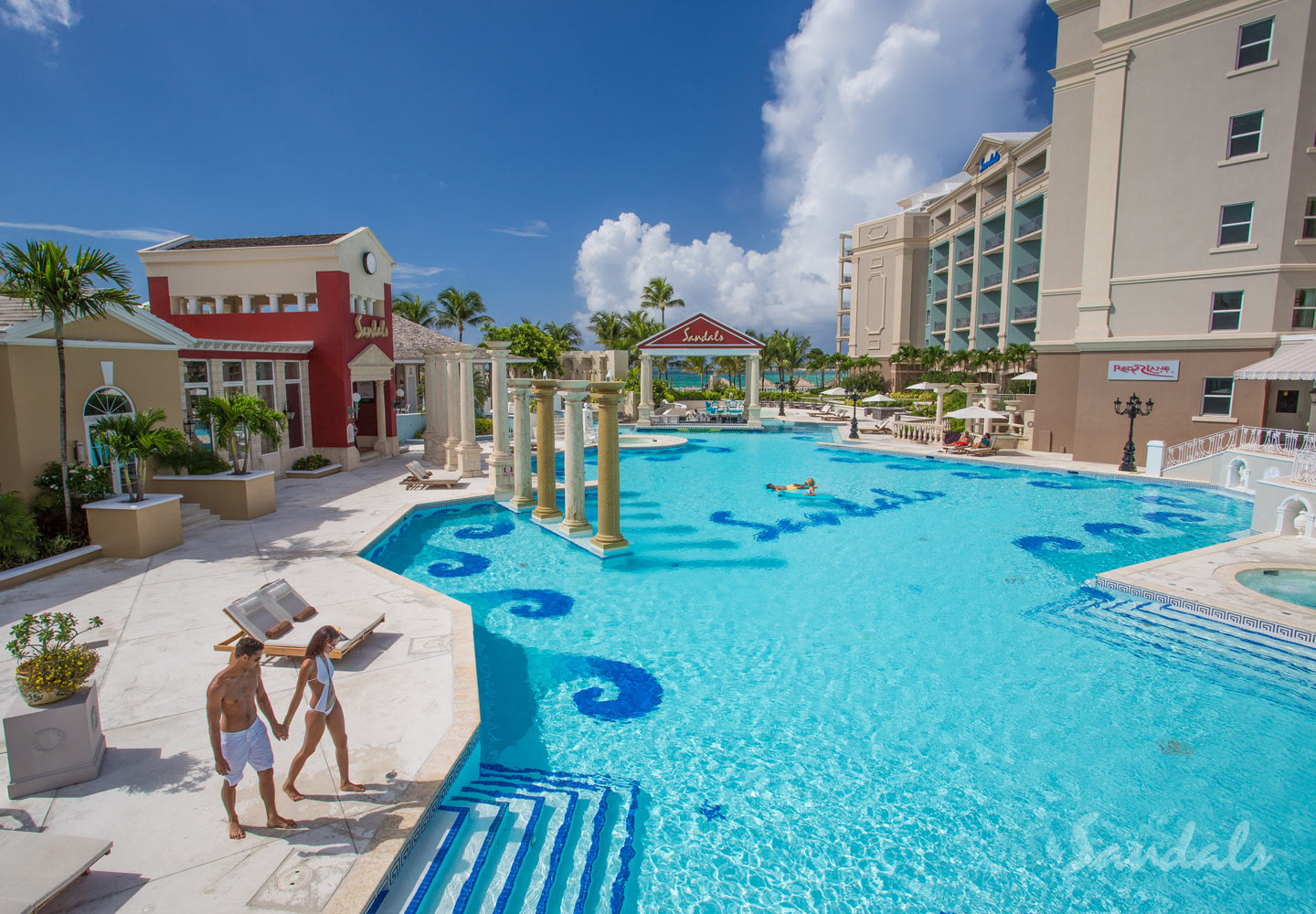 Travel Agency All-Inclusive Resort Sandals Royal Bahamian 094