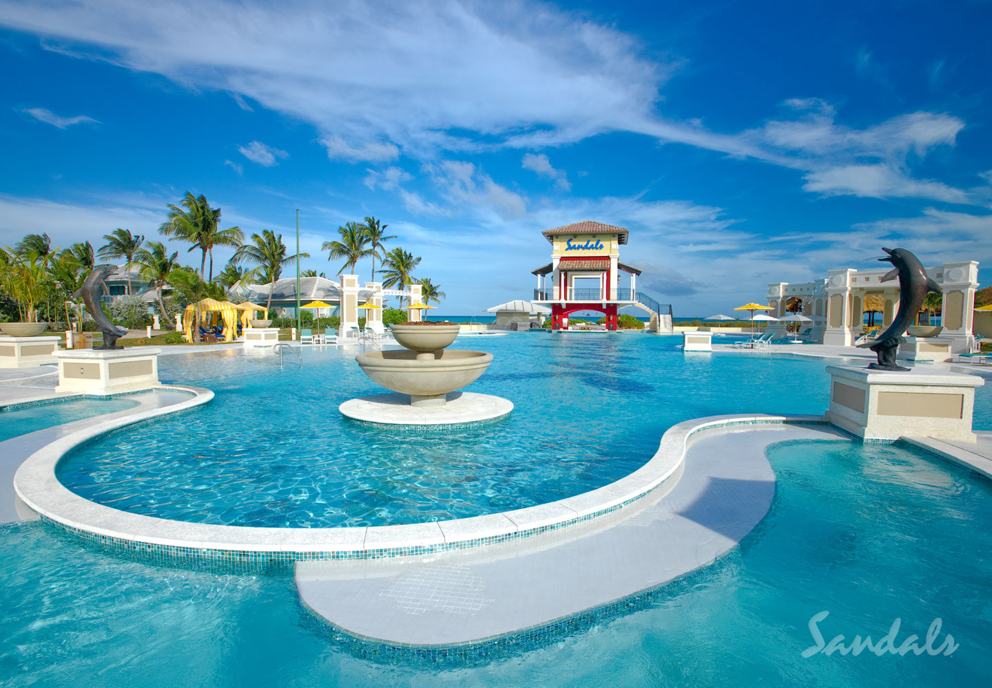 Travel Agency All-Inclusive Resort Sandals Emerald Bay 095