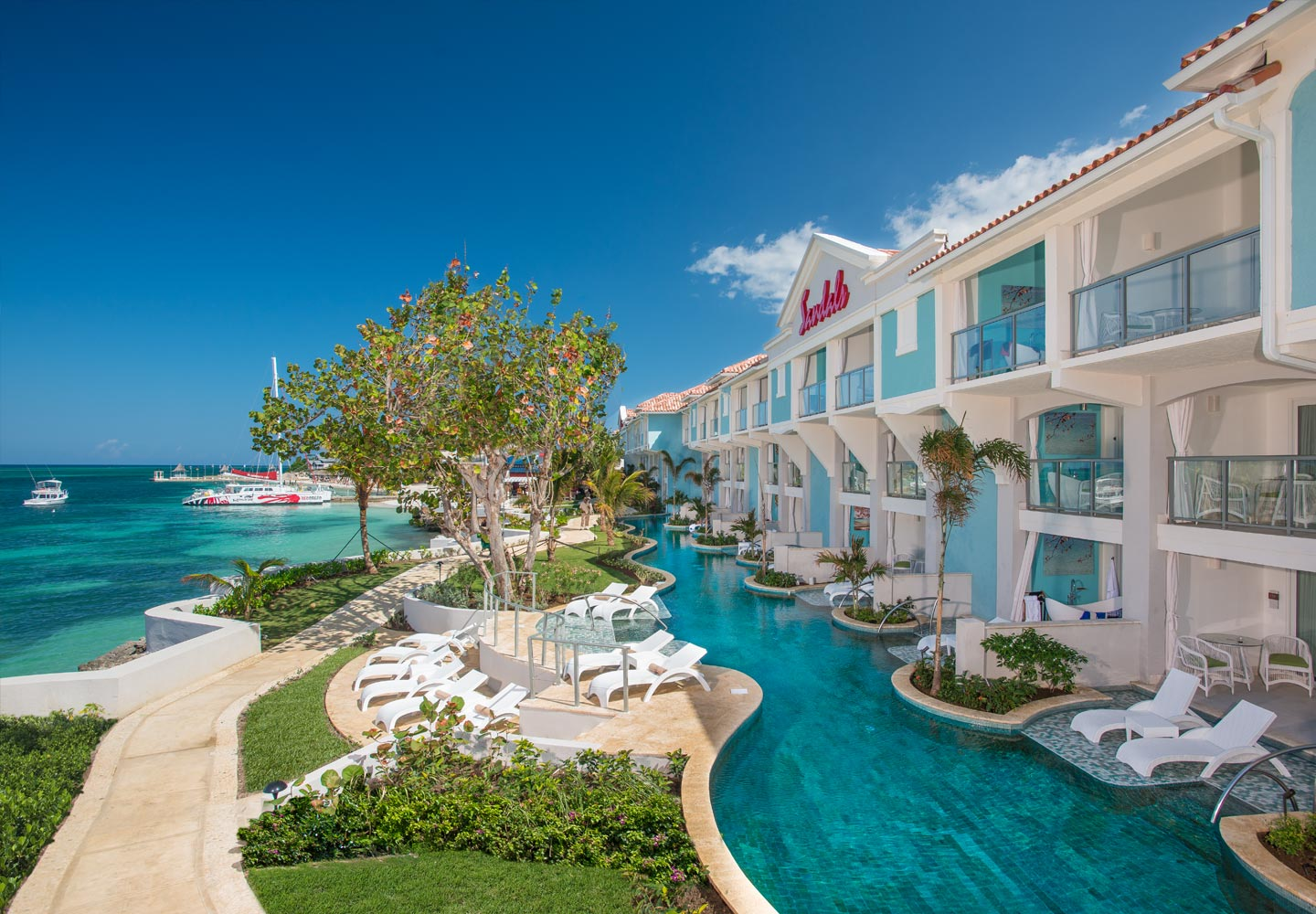 Travel Agency All-Inclusive Resort Sandals Montego Bay 011
