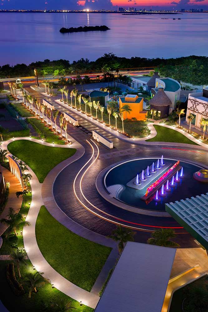 Travel Agency All-Inclusive Resort Hard Rock Cancun 29