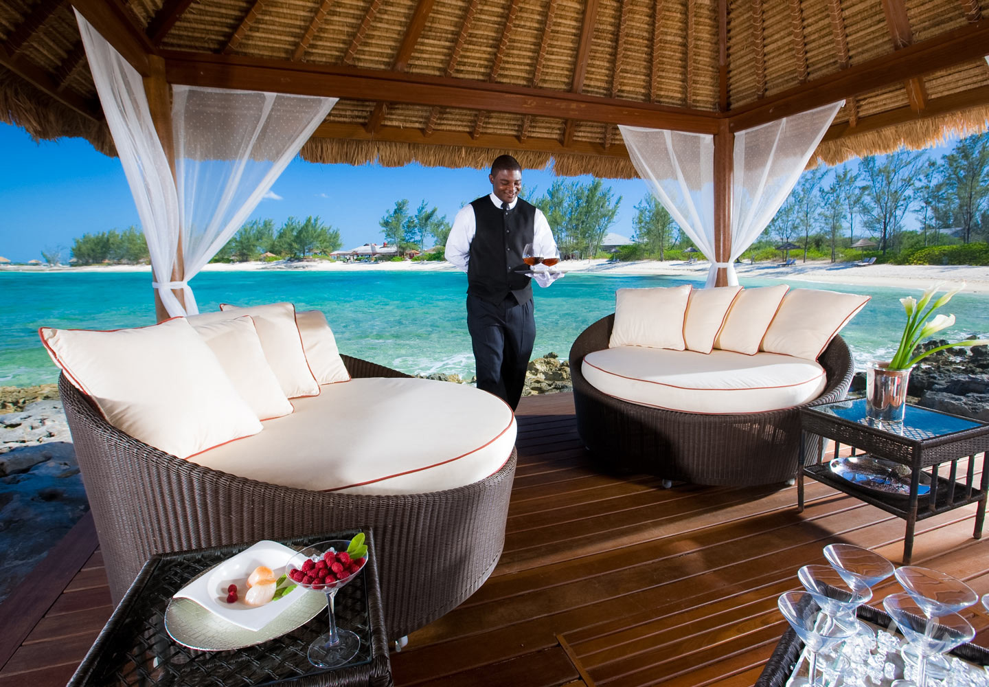 Travel Agency All-Inclusive Resort Sandals Royal Bahamian 047