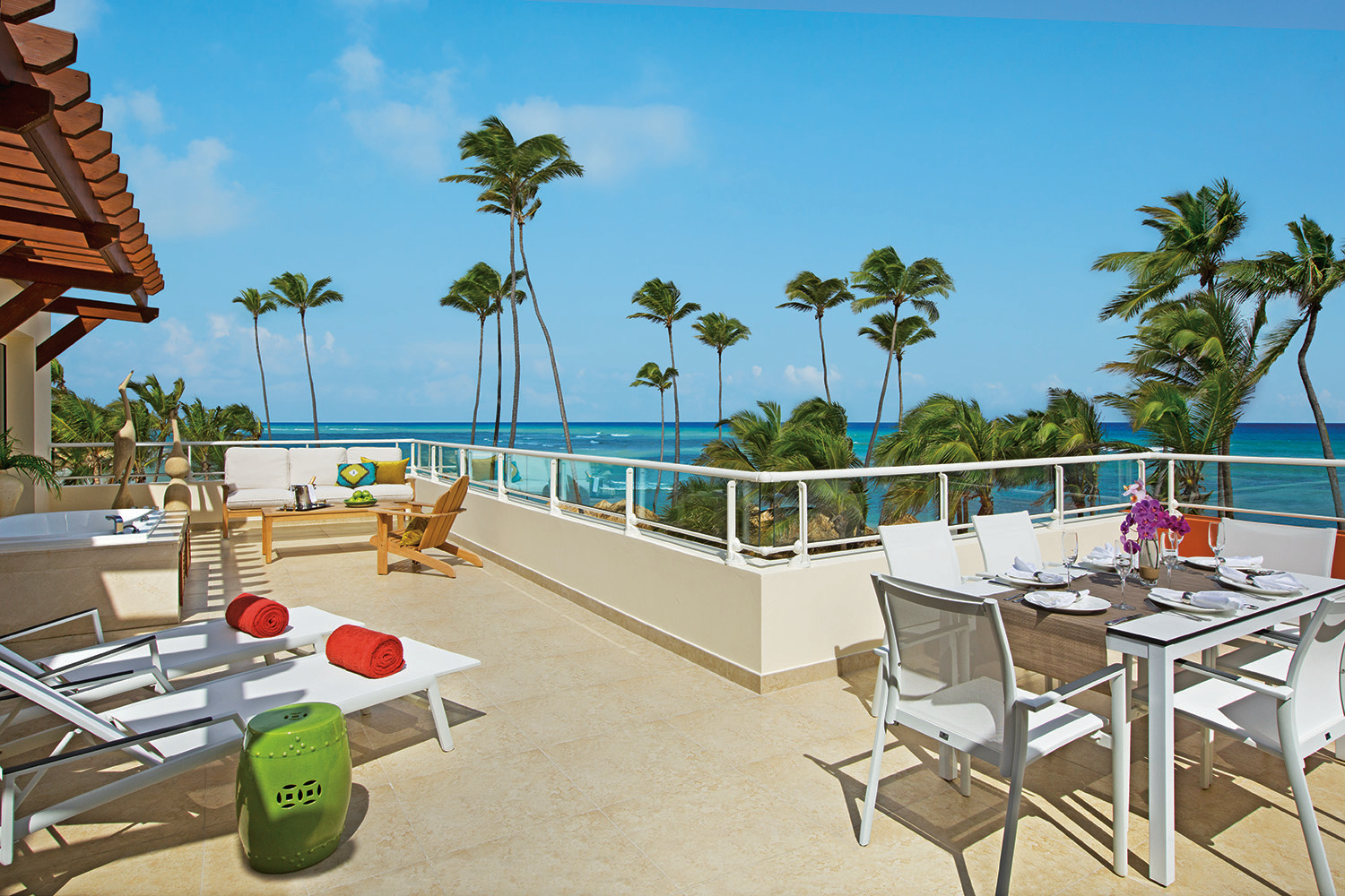 Travel Agency All-Inclusive Resort Breathless Punta Cana 11