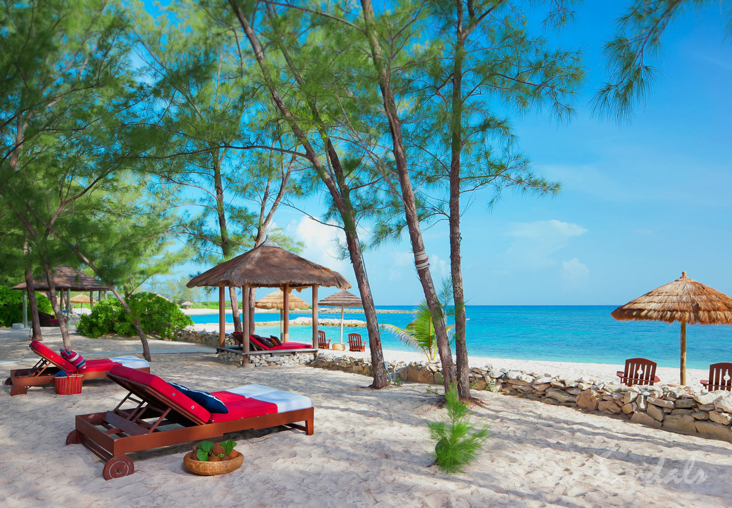 Travel Agency All-Inclusive Resort Sandals Royal Bahamian 029