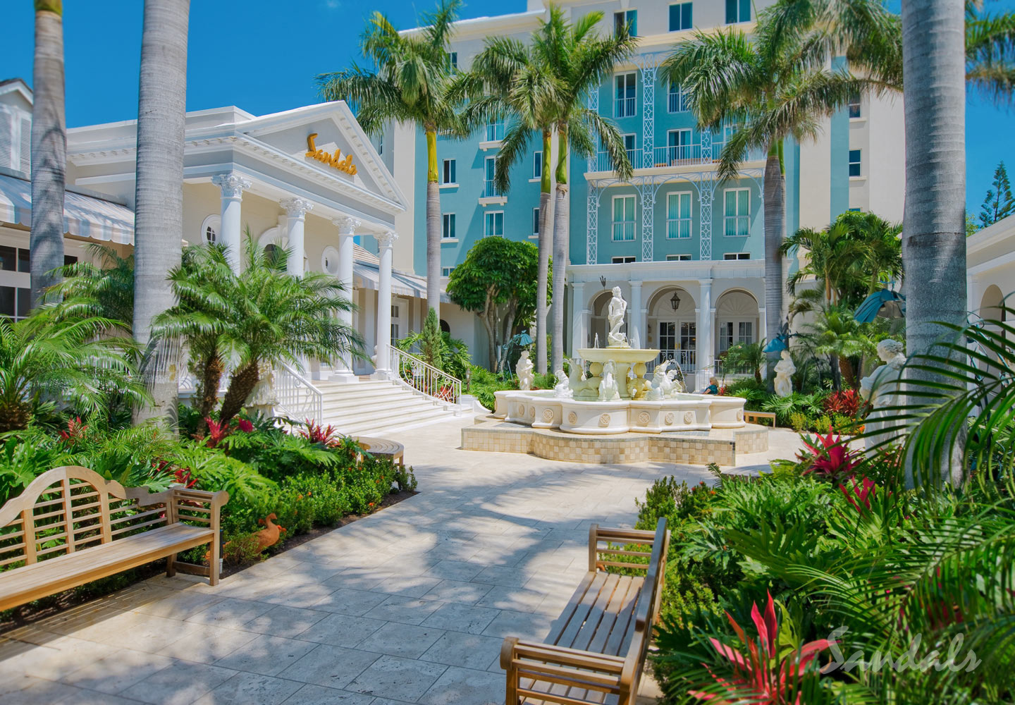 Travel Agency All-Inclusive Resort Sandals Royal Bahamian 016
