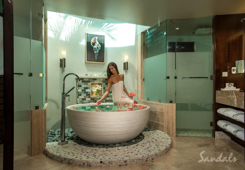 Travel Agency All-Inclusive Resort Sandals La Source Grenada 100