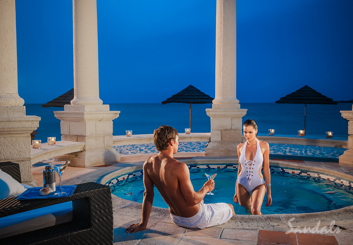 Travel Agency All-Inclusive Resort Sandals Royal Bahamian 064