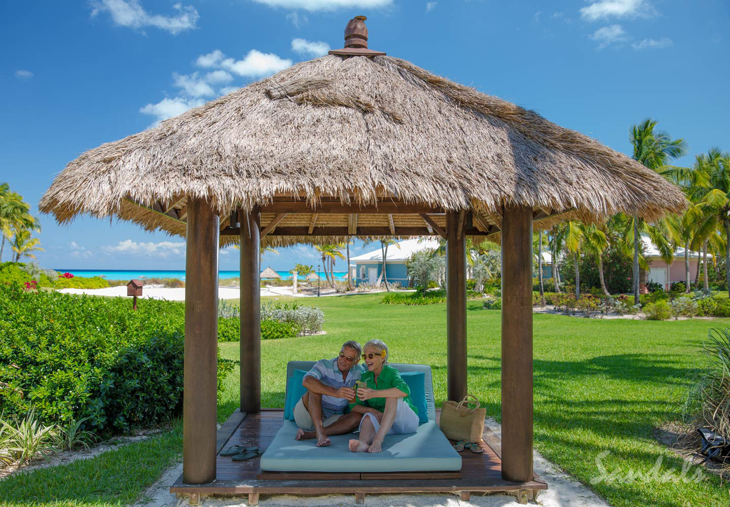 Travel Agency All-Inclusive Resort Sandals Emerald Bay 077