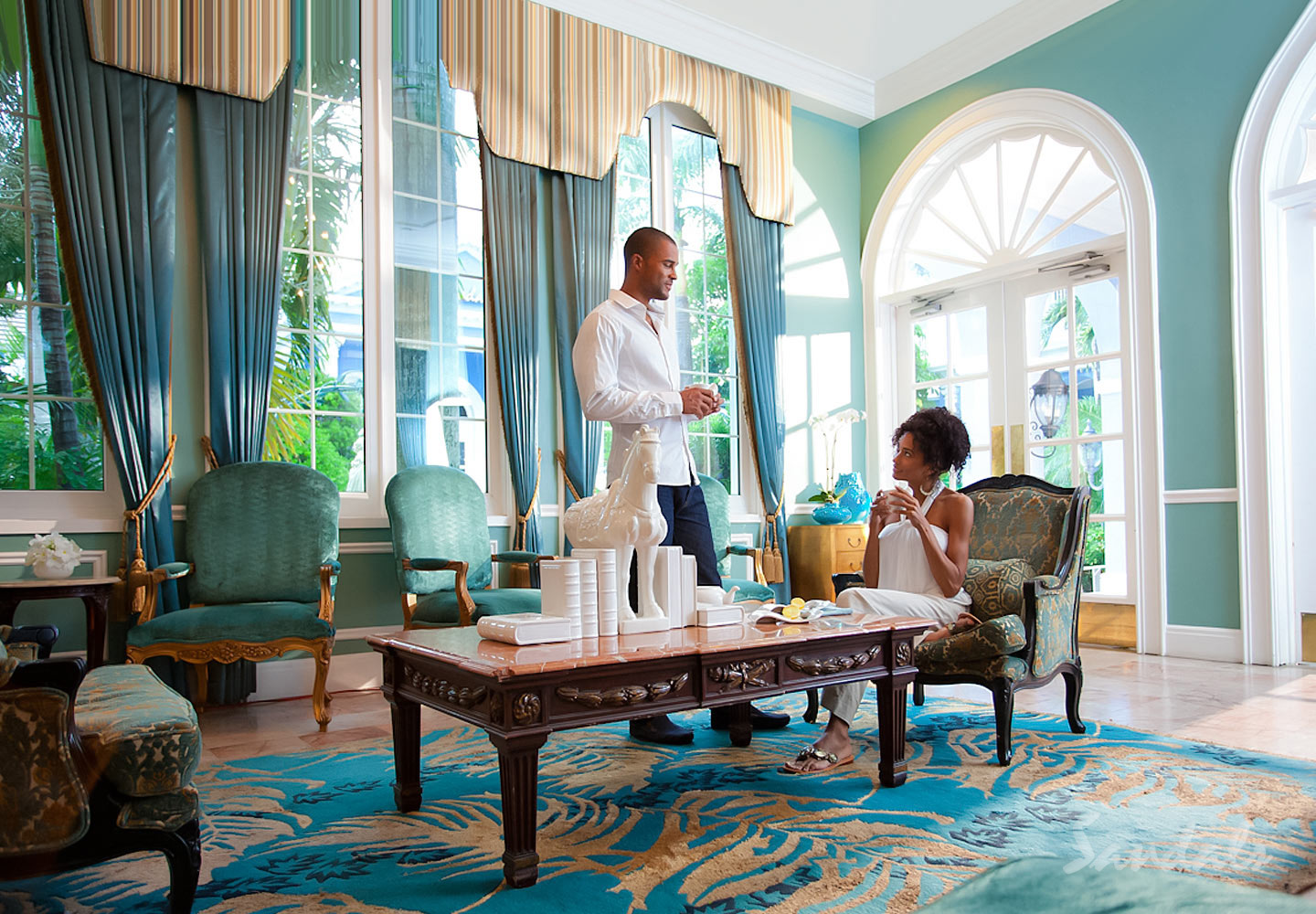 Travel Agency All-Inclusive Resort Sandals Royal Bahamian 006