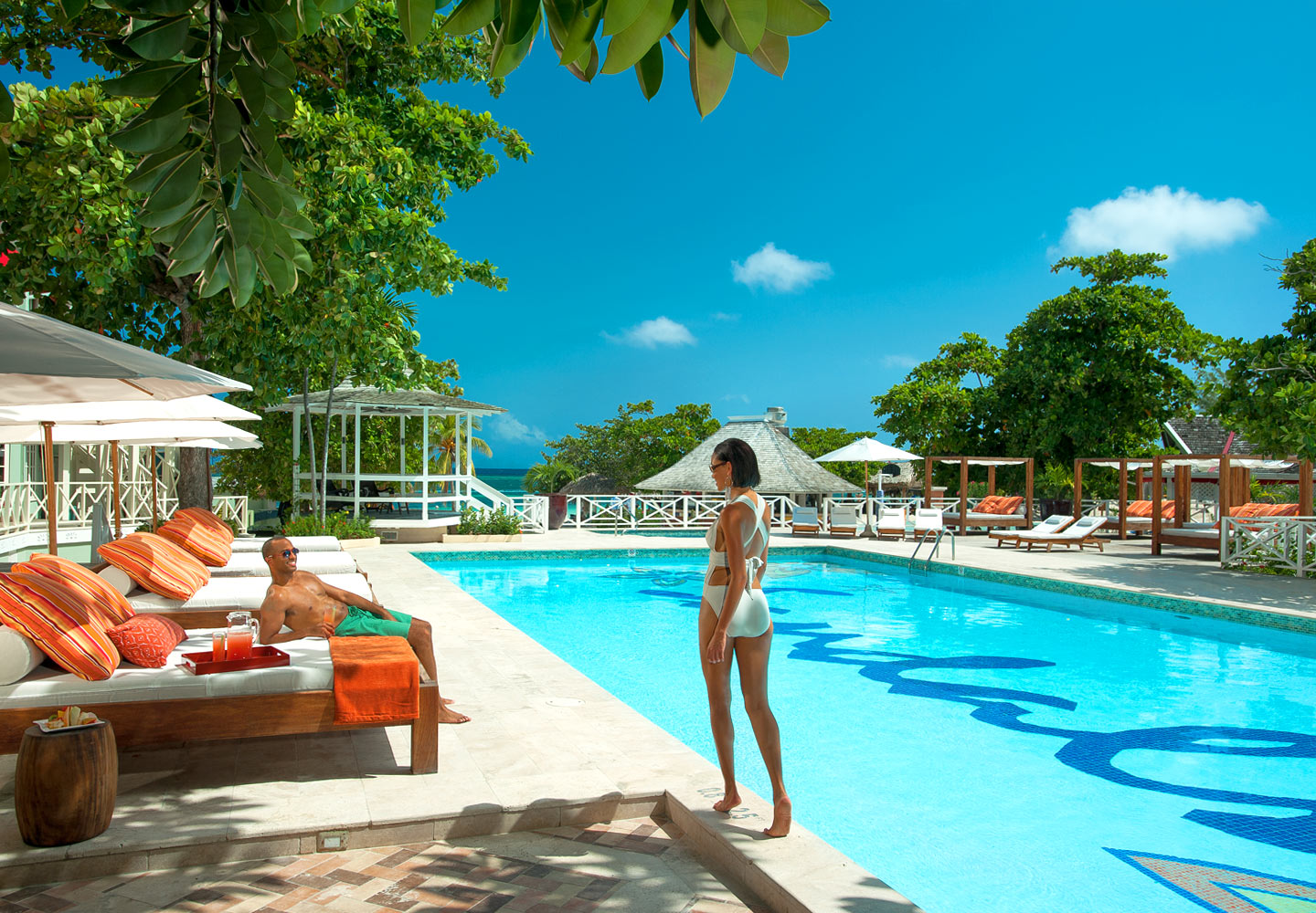 Travel Agency All-Inclusive Resort Sandals Montego Bay 016