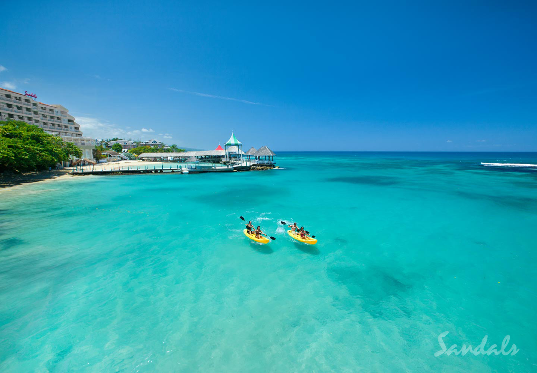 Travel Agency All-Inclusive Resort Sandals Ochi 075