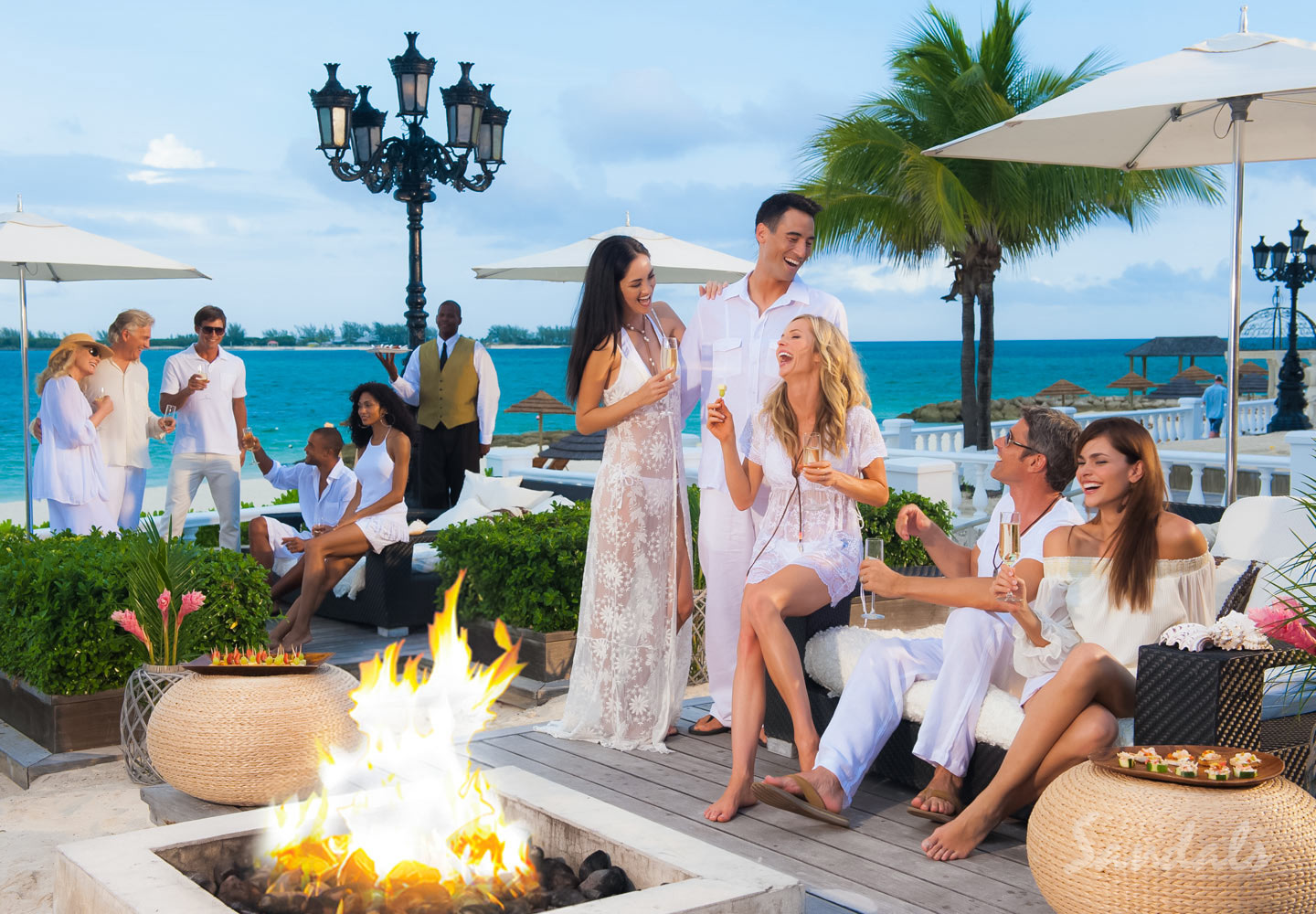 Travel Agency All-Inclusive Resort Sandals Royal Bahamian 058