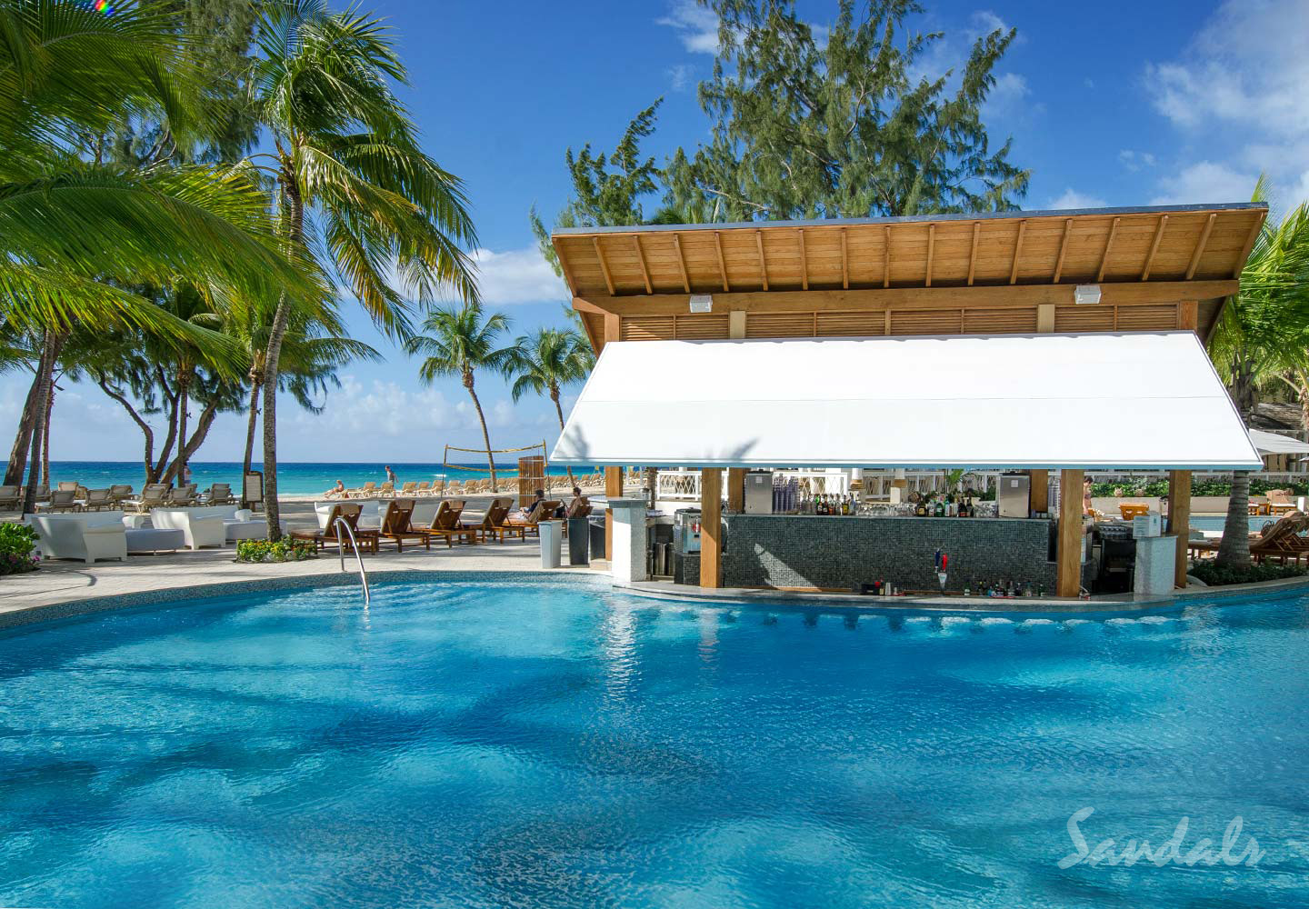 Travel Agency All-Inclusive Resort Sandals Barbados 18