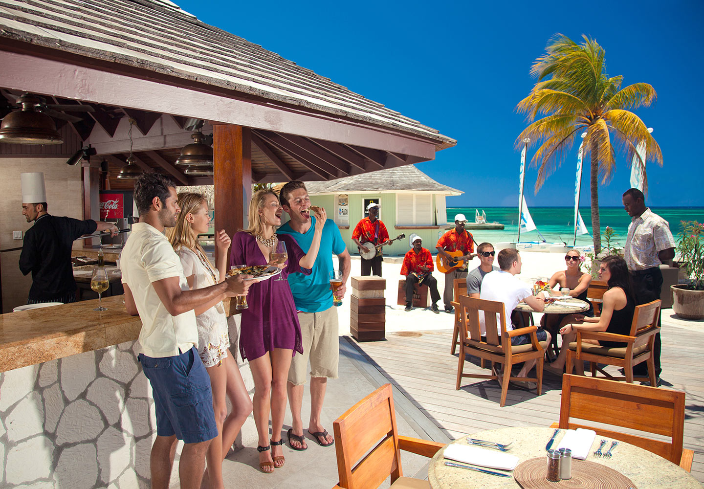 Travel Agency All-Inclusive Resort Sandals Montego Bay 098