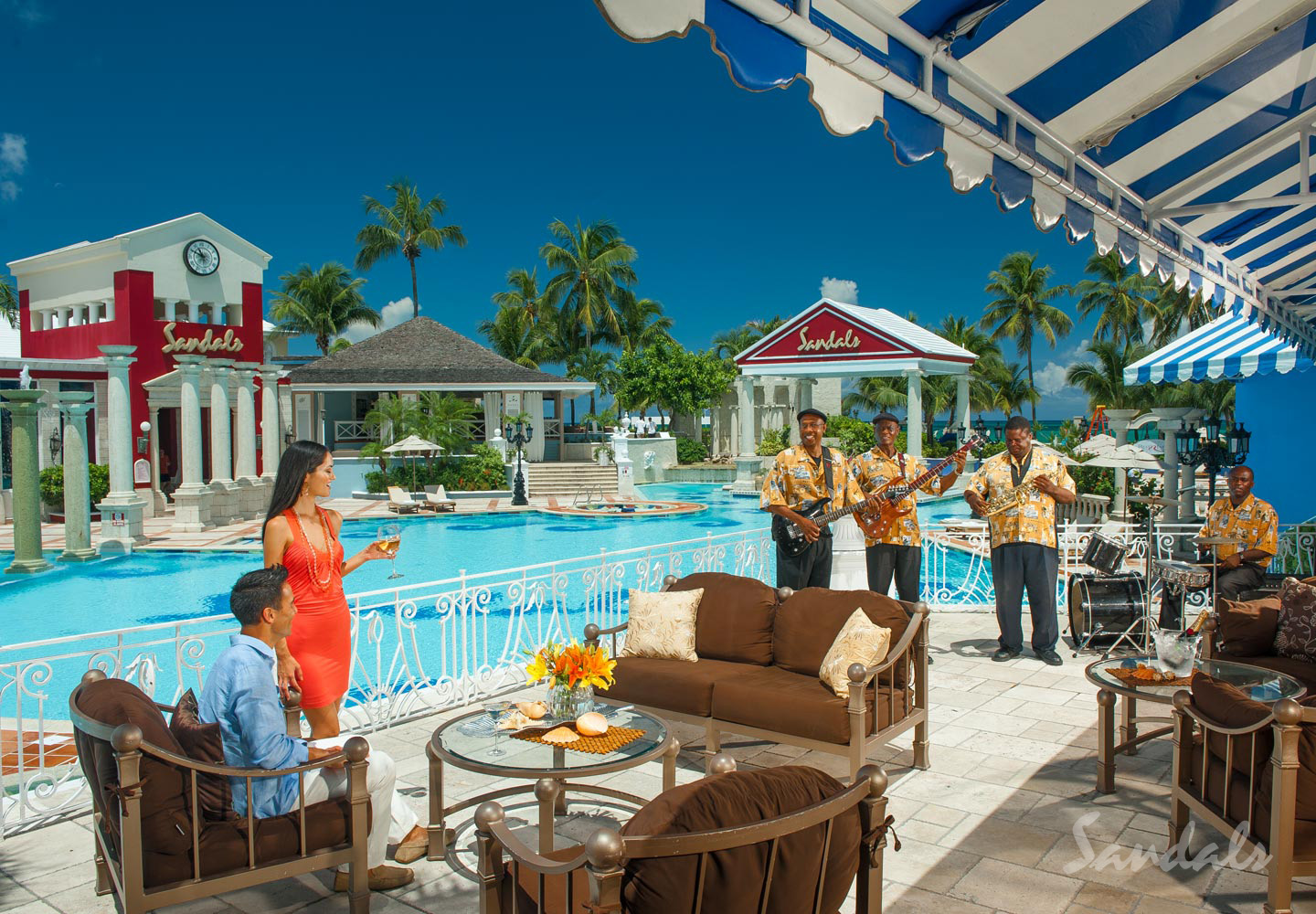 Travel Agency All-Inclusive Resort Sandals Royal Bahamian 115