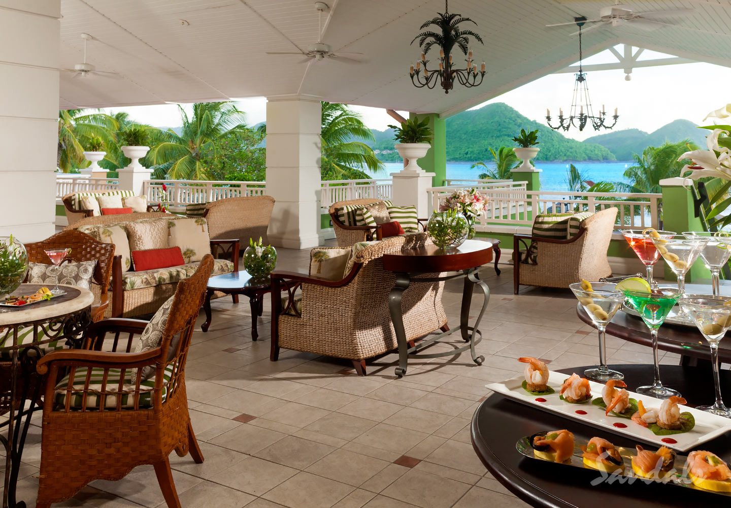 Travel Agency All-Inclusive Resort Sandals Grande St Lucian 22