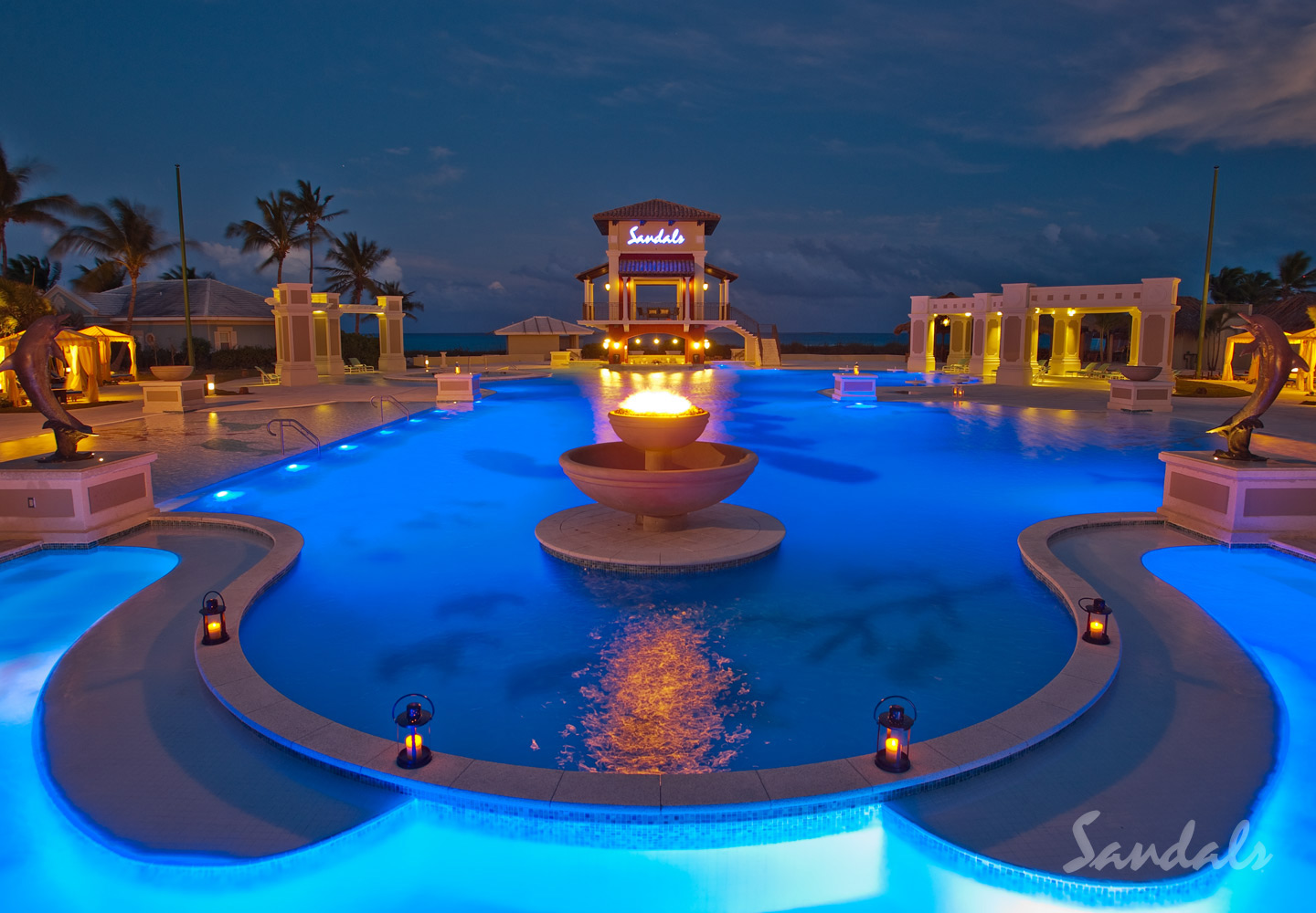 Travel Agency All-Inclusive Resort Sandals Emerald Bay 112