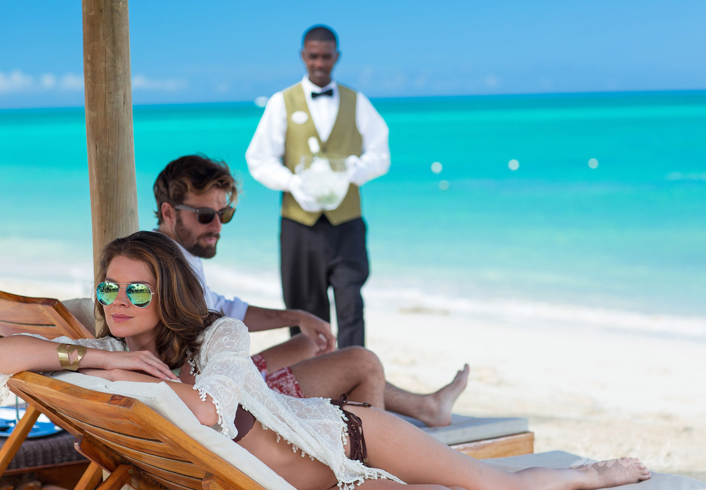 Travel Agency All-Inclusive Resort Sandals Royal Bahamian 124