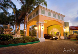 Travel Agency All-Inclusive Resort Sandals Grande St Lucian 03
